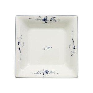 "Suppenteller 22,5 cm x 22,5 cm Blütenzweige ""Alt Luxemburg"" Villeroy & Boch"