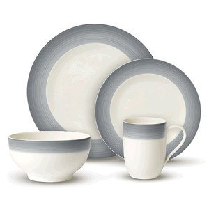 Set For Me & You Colourful Life Cosy Grey Villeroy & Boch
