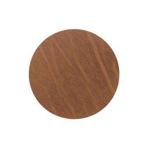 10 cm rund Untersetzer circle nature/Buffalo LINDDNA