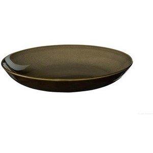 Teller coupe 24 cm Kolibri chestnut ASA