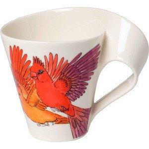 Becher m. Henkel 0,3 l NewWave Caffe Red Cardinal Villeroy & Boch