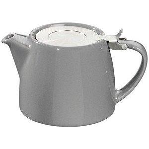 Teekanne 550ml Stump grau mit Filter und Deckel Løv Organic