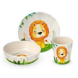 Kinder Set Bamboo Happy Lion PPD