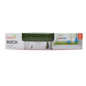 Trockengestell Patch schmal weiss/grün 43,8x9x7,3cm Boon