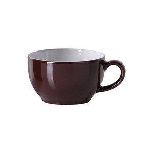 Kaffee Obere 0,25ltr. Solid Color kaffeebraun Dibbern