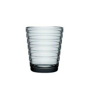 Glas 0,22 l Aino Aalto grau iittala