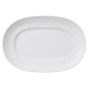 """Saucieren-Unterteil 22 cm oval """"White Pearl"""" Villeroy & Boch"""