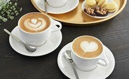 Milchkaffeeuntertassen