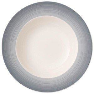 Suppenteller Colourful Life Cosy Grey 25 cm Villeroy & Boch