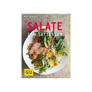Buch: Salate zum Sattessen GU Kochen Spezial Gräfe und Unzer