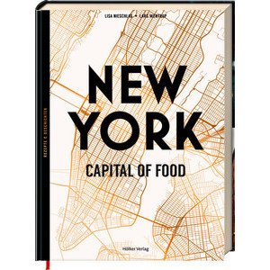 Buch: New York - Capital Of Food Coppenrath