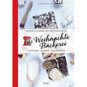 Buch: Weihnachtsbäckerei Kitchen Aid Heel Verlag