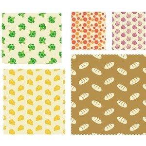 Bienenwachstücher 5er-Set Universal Nuts Innovations AG