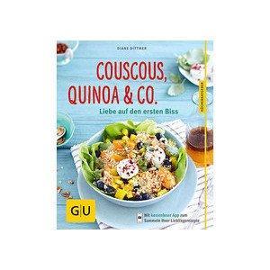 Buch: Couscous, Quinoa & Co. Gräfe und Unzer