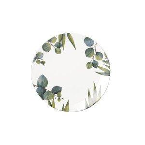 Teller flach 21cm Eukalyptus Dibbern
