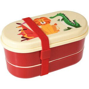 Bento Box Colourful Creatures Rex International