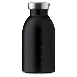 Thermo-Trinkflasche 0,33l Clim 24Bottles Tuxedo Black 24bottles