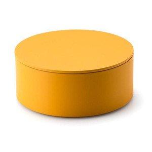 Aufbewahrungs-Set 3-tlg. Ø 19 braun/grün/gelb Continenta