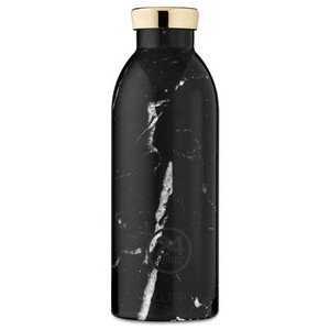 Thermo-Trinkflasche 0,5l 24Bottles Black Marble 24bottles