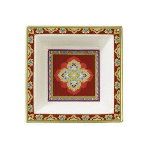"""Schälchen 10 cm x 10 cm quadratisch """"Samarkand"""" Villeroy & Boch"""