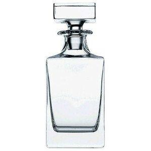 Whiskyflasche Julia Paola 0,75 l mit Stopfen eckig Nachtmann