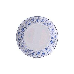 Brotteller 17 cm Form 1382 Blaublüten Arzberg