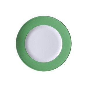 "Speiseteller 26 cm ""Solid Color Apfelgrün"" Dibbern"