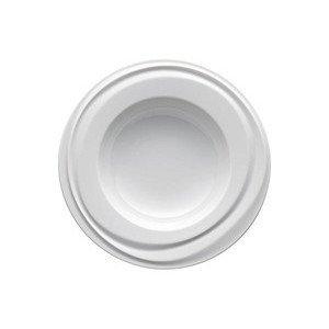 """Suppenteller 24,0 cm """"Nendoo Weiss"""" Rosenthal"""