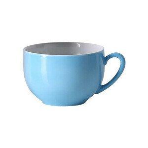 Jumbo Obertasse 0,6l Solid Color hellblau Dibbern
