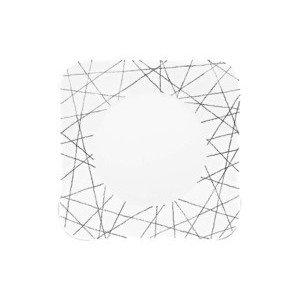 """Frühstücksteller 21 cm x 21 cm """"Free Spirit Stars"""" eckig Rosenthal"""