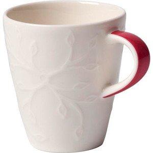 Mokka-/Espressoobertasse Caffè Club Floral Touch of Rose Villeroy & Boch