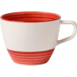 Kaffeeobertasse Manufacture rouge Villeroy & Boch
