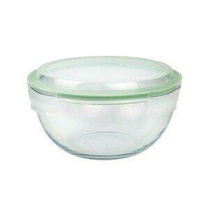 Glasschüssel 2 l Glasslock