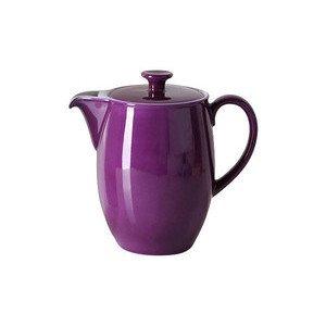 "Kaffeekanne 1,25 l ""Solid Color Pflaume"" Dibbern"