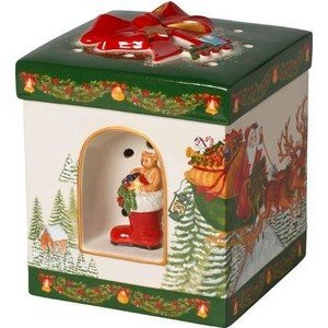 Geschenkpaket gross Santa Claus Christmas Toys Villeroy & Boch