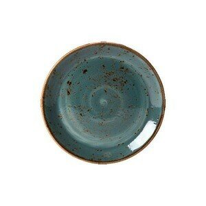 Teller 28 cm coup 1130 Craft Blue Steelite