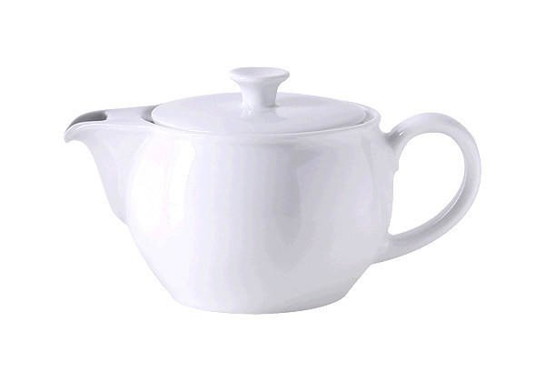 Teekanne 0,8 ltr. Solid Color weiss   Küche und Esszimmer > Kaffee und Tee > Teekocher   Dibbern