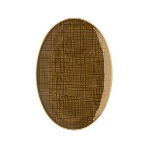 "Platte 18 cm ""Mesh Walnut"" Rosenthal"