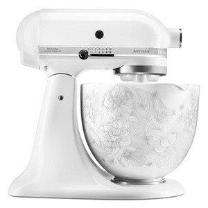Küchenmaschine 325 Watt Limite 5KSM156 Artisan White KitchenAid