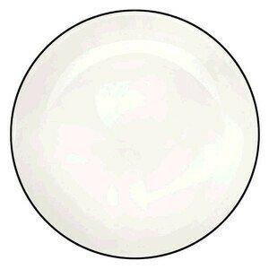 Dessertteller 21 cm à table ligne noir ASA