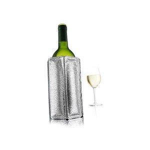 Flaschenkühlmantel Kunststoff mit Aktiv-Kühlung Vacu Vin