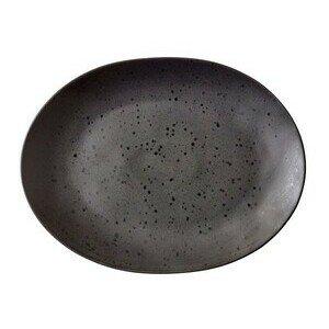 Platte 30 cm schwarz Bitz