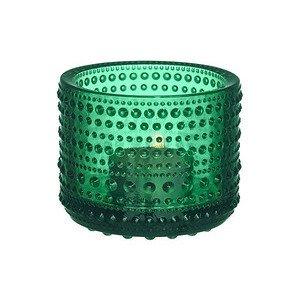Windlicht 64mm emerald Kastehelmi iittala