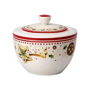 Zuckerdose 0,3 l 6 Pers. Winter Bakery Delight Villeroy & Boch