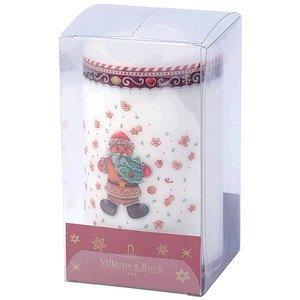 Kerze 7x12 cm Bakery Lebkuchen Santa Christmas Specials 2017 - Villeroy & Boch