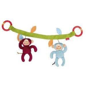 Wagenkette Affen Sigikid