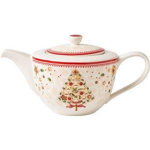 Teekanne 6 Pers. 1,3ltr. Winter Bakery Delight Villeroy & Boch
