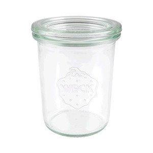 Einzel-Mini-Sturzglas 160 ml ohne Klammern und Gummi Weck