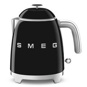 Wasserkocher 50's Style 0,8l schwarz smeg