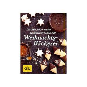 Buch: Weihnachtsbäckerei GU Gräfe und Unzer